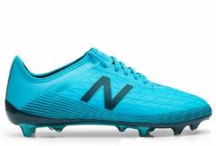 Blauwe New Balance Voetbalschoenen Furon Destroy FG Bayside Blue