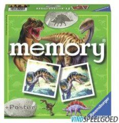 RAVENSBURG Spel Memory Dinosaurussen (6010991)