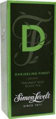 Simon Levelt Darjeeling Finest Bio Theezakjes
