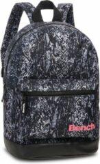 Bench Rugzak 34 X 24 Cm Polyester Blauw/zwart