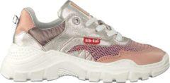 Red-Rag Meisjes Lage sneakers 13282 - Zilver - Maat 39