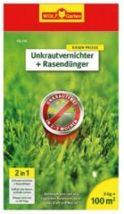 WOLF GARTEN Wolf-Garten Unkrautvernichter + Rasendünger »SQ«, in 4 Verpackungsgrößen