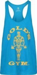 Gold's gym MUSCLE JOE PREMIUM STRING VEST - TURQUOISE - L