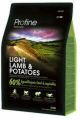 Profine Adult Light Hondenvoer - Lam - 3 kg