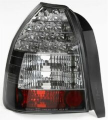 Universeel Set LED Achterlichten Honda Civic HB 3-deurs 1996-2001 - Zwart