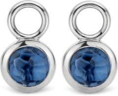 TI SENTO Milano Kettingen 925 Sterling Zilveren Oorbellen 9180 Blauw