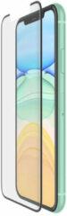 Transparante Belkin Screenprotector Tempered Glass Curve - iPhone 11 / Xr