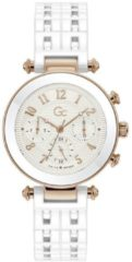Witte Gc Watches Gc PrimeChic horloge horloge Y65001L1MF