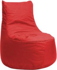 Overseas Comfort Chair Red