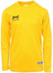 Gele T-Shirt Lange Mouw Hungaria