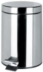 Geesa Serie 600 pedaalemmer 3 liter vrijstaand chroom 91634