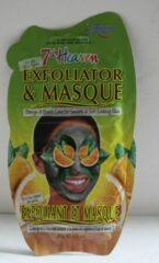 Montagne Jeunesse gezichtsmasker - Sinaasappel en black lava
