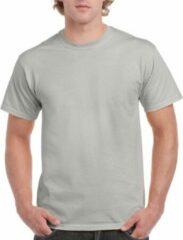 Gildan Zinkgrijs katoenen shirt voor volwassenen L (40/52)