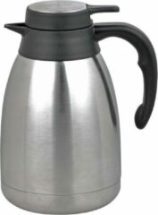 Zilveren Haushalt 26146 - Thermoskan - 1.5 liter - dubbelwandig