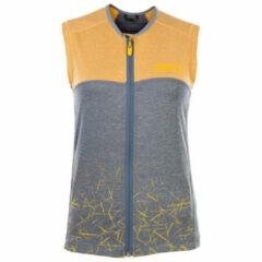Evoc - Women's Protector Vest - Beschermvest maat S, grijs/beige