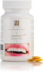 Beate Johnen Zahnblitz Orange Fresh, 120 Lutschtabletten