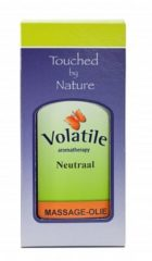 Volatile Neutraal - 250 ml - Massageolie