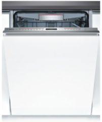 BOSCH Vollintegrierbarer Einbaugeschirrspüler Serie 6 SBV68TX06E, A+++, 9,5 Liter, 14 Maßgedecke