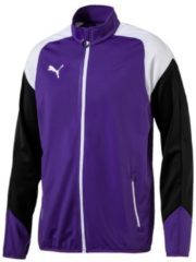 Trainingsjacke Esito 4 Poly Tricot Jacket 655223-03 Puma Prism Violet-Puma White-Ebony