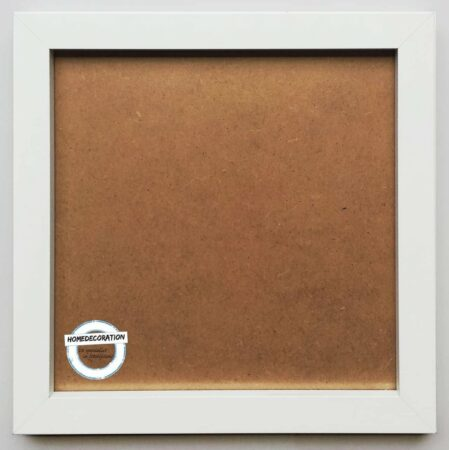 Afbeelding van Homedecoration Victoria – Fotolijst – Fotomaat – 41x63 cm – wit