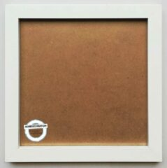 Homedecoration Victoria – Fotolijst – Fotomaat – 41x63 cm – wit