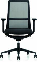 Zwarte Projectchair Officecorner Bureaustoel PC-B04 NEN-EN 1335 normering