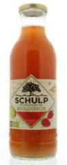 Schulp Appel & Aardbeisap Bio 12 Pack (12x750ml)