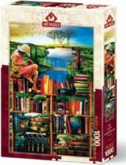 Art Puzzle Globetrotter Puzzel 1000 Stukjes