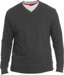 Grijze D555 D555 Casual Heren Sweater Maat L