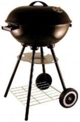 Zwarte THM Kogelbarbecue Houtskoolbarbecue - 43 cm
