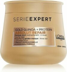L'Oreal Professionnel L'Oréal Professionnel - Serie Expert Absolut Repair Gold Quinoa Instant Resurfacing Masker 250ml