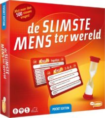 Memphis Belle International Amsterdam B De Slimste Mens ter Wereld pocket edition