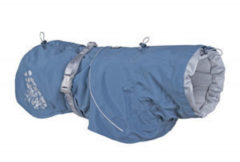 Blauwe Hurtta Monsoon Coat - Bilberry - 65 cm