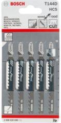 Bosch Power Tools 2 608 630 040(VE5) - Sägeblatt T 144 D 2 608 630 040 (Inhalt: 5)