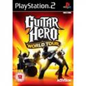 Activision Guitar Hero World Tour Solus Game PS2