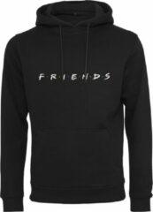 Merchcode Heren Friends - Serie - Logo - EMB - Streetwear - Casual zwart