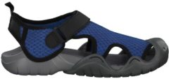 Sandale Swiftwater Crocs Blue Jean/Slate Grey