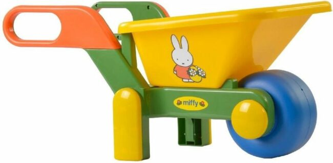 Afbeelding van Polesie Toys Nijntje Kruiwagen 60 X 34 X 28 Cm Geel