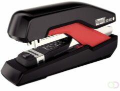 Rapid - Bureaunietmachine - Supreme SO30c - Omnipress®-Technologie - Zwart/Rood