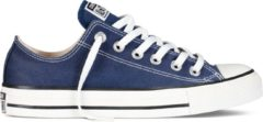 Marineblauwe Converse Dames Sneakers Chuck Taylor All Star Classic - Blauw - Maat 37