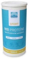 Mattisson Sport wei whey proteine concentraat vanille 450 Gram
