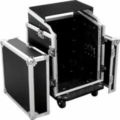 Flightcase Omnitronic LS5 Laptop-Rack,12 HE (l x b x h) 590 x 560 x 765 mm