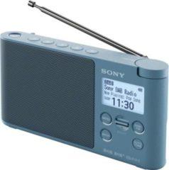 Sony Tragbares DAB / DAB+ Radio mit 5-zeiligem LCD-Display »XDR-S41D«