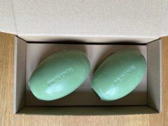 Provendi Zeepbollen los Verbena-Citroen/groen voor schroefsysteem (Marseille zeep)