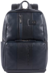 """Piquadro Urban Computer Backpack with iPad 10,5""""/iPad 9,7"""" Compartment blue"""