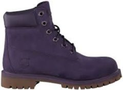 Paarse KIDS Boot Timberland 6-Inch maat 31