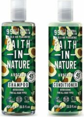 Faith in nature avocado shampoo en conditioner