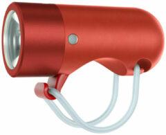 Knog Voorlicht Plug Oplaadbaar 250 Lumen Rood