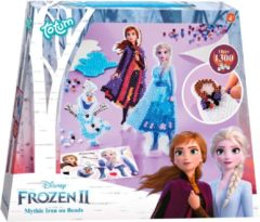 Rode Totum Disney Frozen 2 Frozen 2 Iron on Beads Stijkkralenset