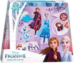 Rode Totum Disney Frozen 2 Frozen 2 Iron on Beads Stijkkralenset